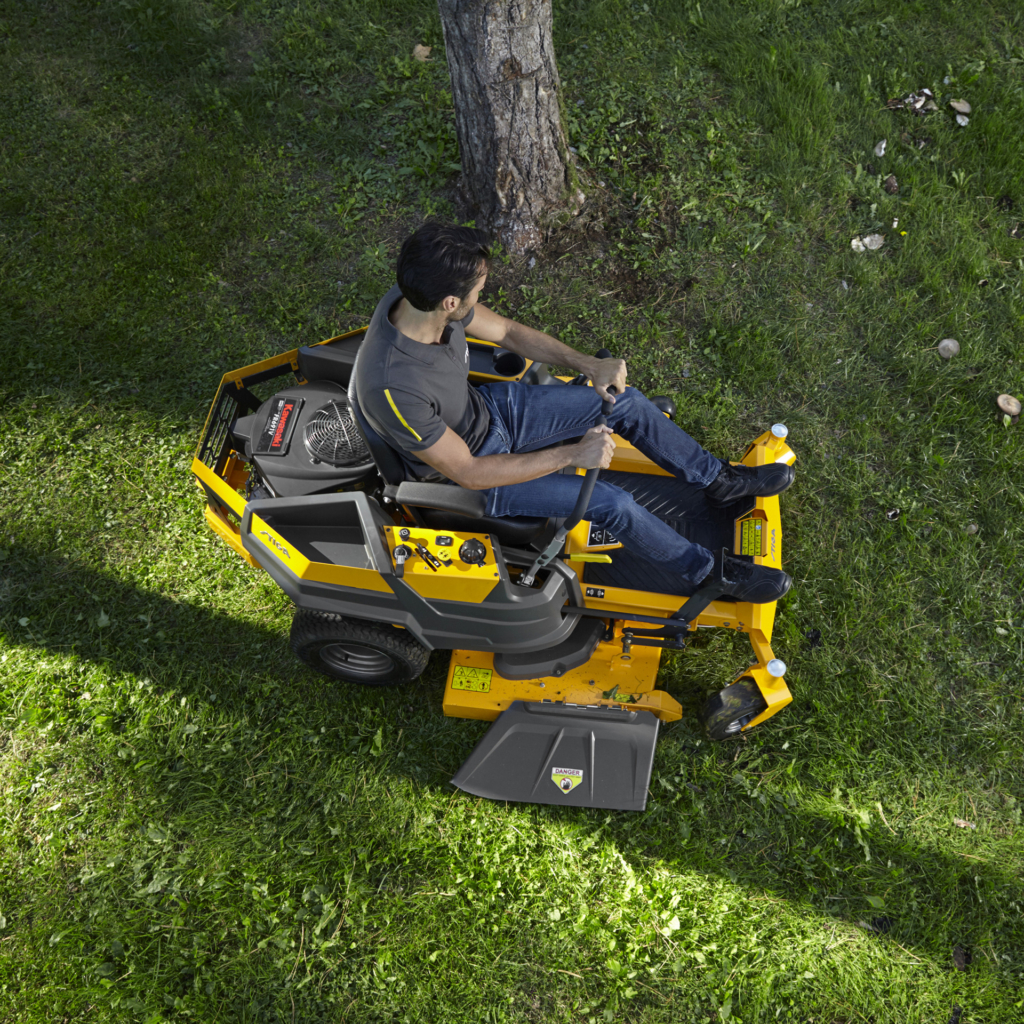 Stiga ZT traktorid